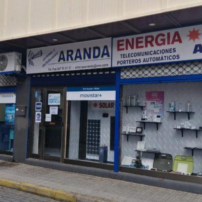 ANTENAS E INSTALACIONES ARANDA